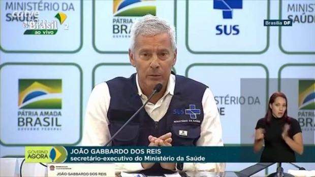 MINISTÉRIO DA SAÚDE EM BRASÍLIA – DF
