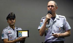 Polícia Rodoviária recebe novos tablets e impressoras portáteis