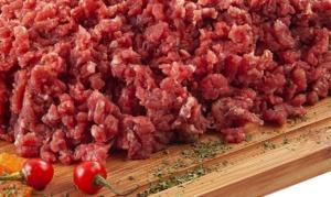 Governo propõe novas regras para venda de carne moída